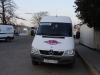 Крым. Луидор-2232 (Mercedes-Benz Sprinter) а702нт
