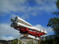 Калуга. Ракета-носитель Восток