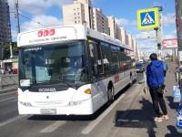 Санкт-Петербург. Scania OmniLink CK95UB в626ве