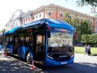 Санкт-Петербург. Volgabus СитиРитм-12ELF (5270ELF) н110ро