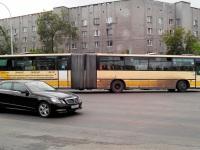 Кемерово. Hispano Cercanias (Volvo B10MA-55) ас978