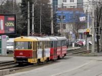 Краснодар. Tatra T3SU №075, Tatra T3SU №074