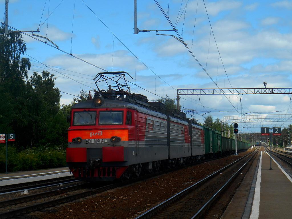 Калуга. ВЛ11м-219