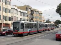 Сан-Франциско. Breda LRV №1491, Breda LRV №1506