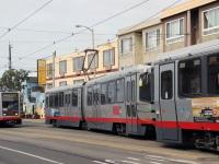 Сан-Франциско. Breda LRV №1506