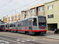 Сан-Франциско. Breda LRV №1491
