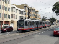 Сан-Франциско. Breda LRV №1467