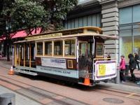 Сан-Франциско. Cable car №11