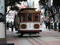 Сан-Франциско. Cable car №1