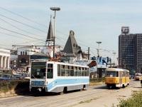 Москва. 71-608К (КТМ-8) №5117, Tatra T3SU №2584