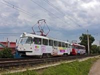 Краснодар. Tatra T3SU №056, Tatra T3SU №097