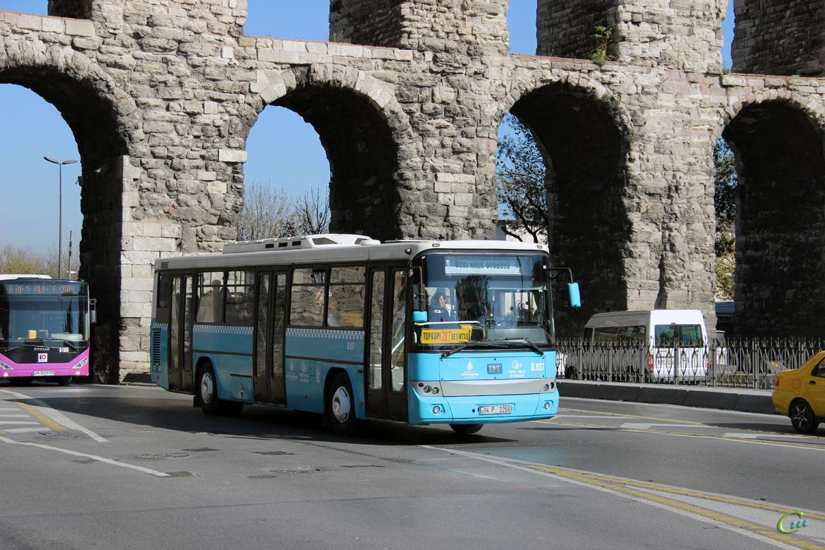 Стамбул. BMC Belde 34 P 2256