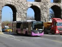 Стамбул. Otokar Kent 34 GJ 5179