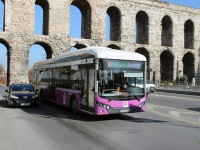 Стамбул. TCV Karat L CNG 34 KJ 0266