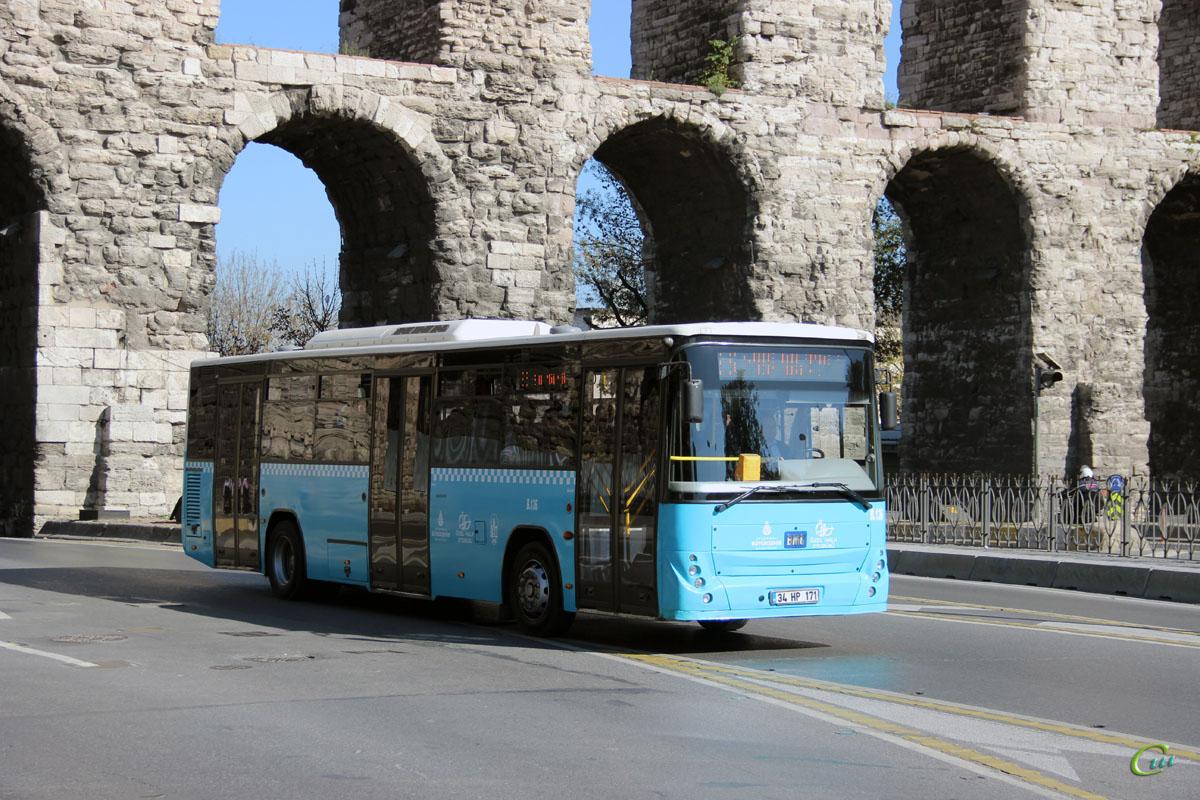 Стамбул. BMC Belde 34 HP 171