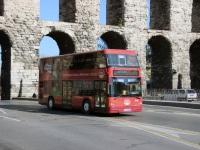 Стамбул. Magyar Járműtechnikai MJT D02 34 TN 2675