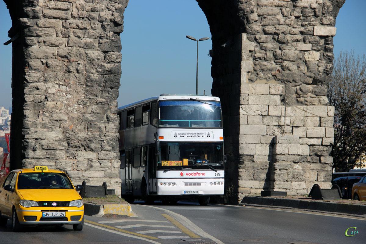 Стамбул. Güleryüz Cobra DD 34 EG 1434