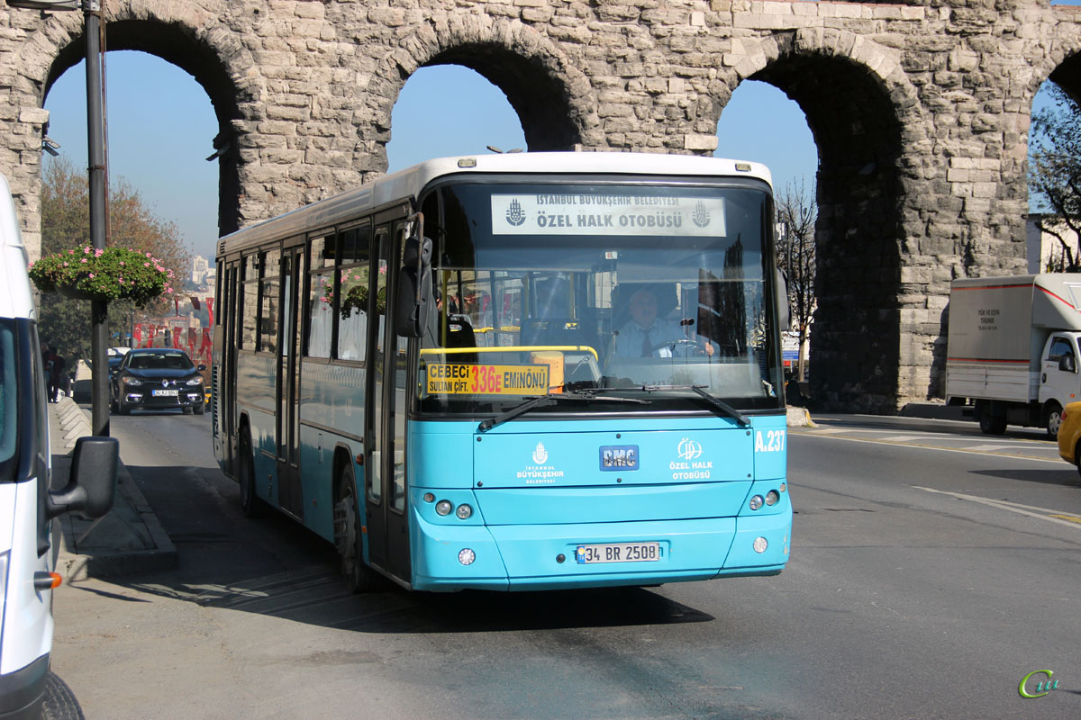 Стамбул. BMC Belde 34 BR 2508