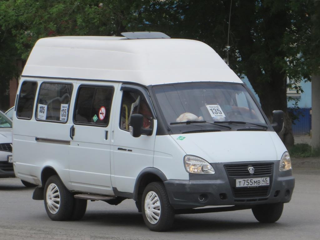 Курган. ГАЗель (все модификации) т755мв