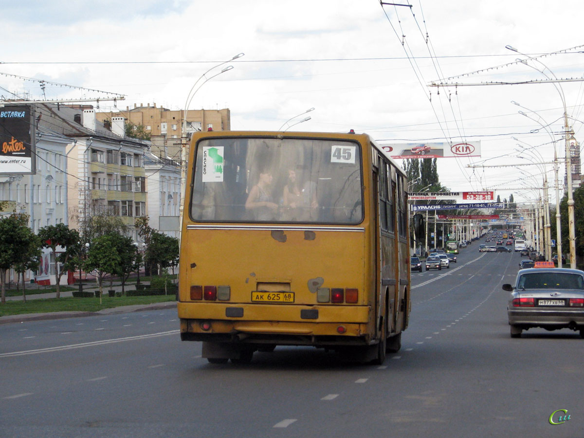 Тамбов. Ikarus 260.37 ак625