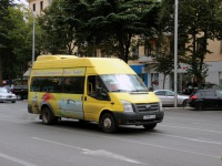 Тбилиси. Avestark (Ford Transit) TMB-324