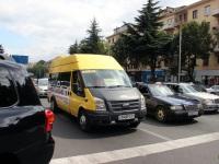 Тбилиси. Avestark (Ford Transit) TMB-313