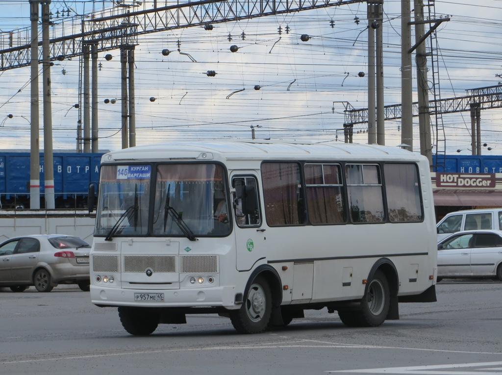 Курган. ПАЗ-320540-12 р957ме
