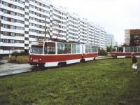 Санкт-Петербург. ЛВС-86К №3037, ЛМ-68М №3523