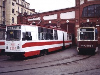 ЛВС-86Т №3260, ЛМ-68М №У-3701