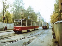 Санкт-Петербург. ЛВС-86К №2029, ЛМ-68М №6475