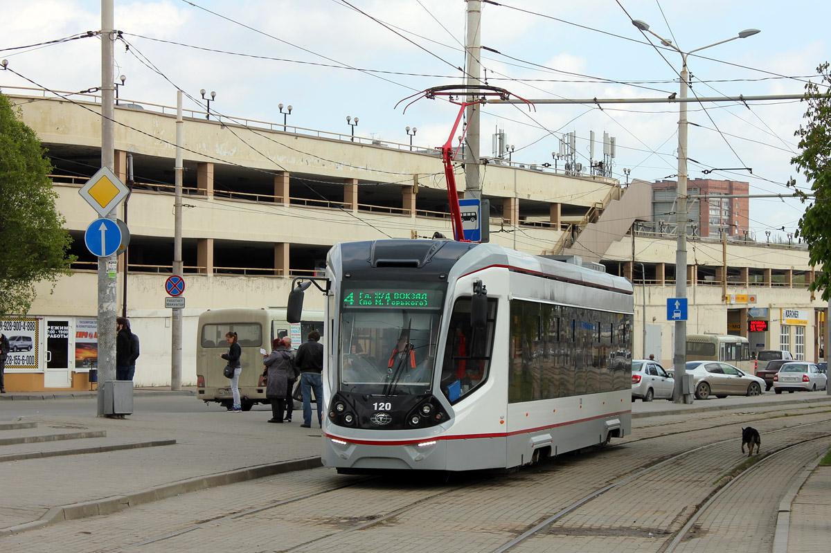Ростов-на-Дону. 71-911E №120
