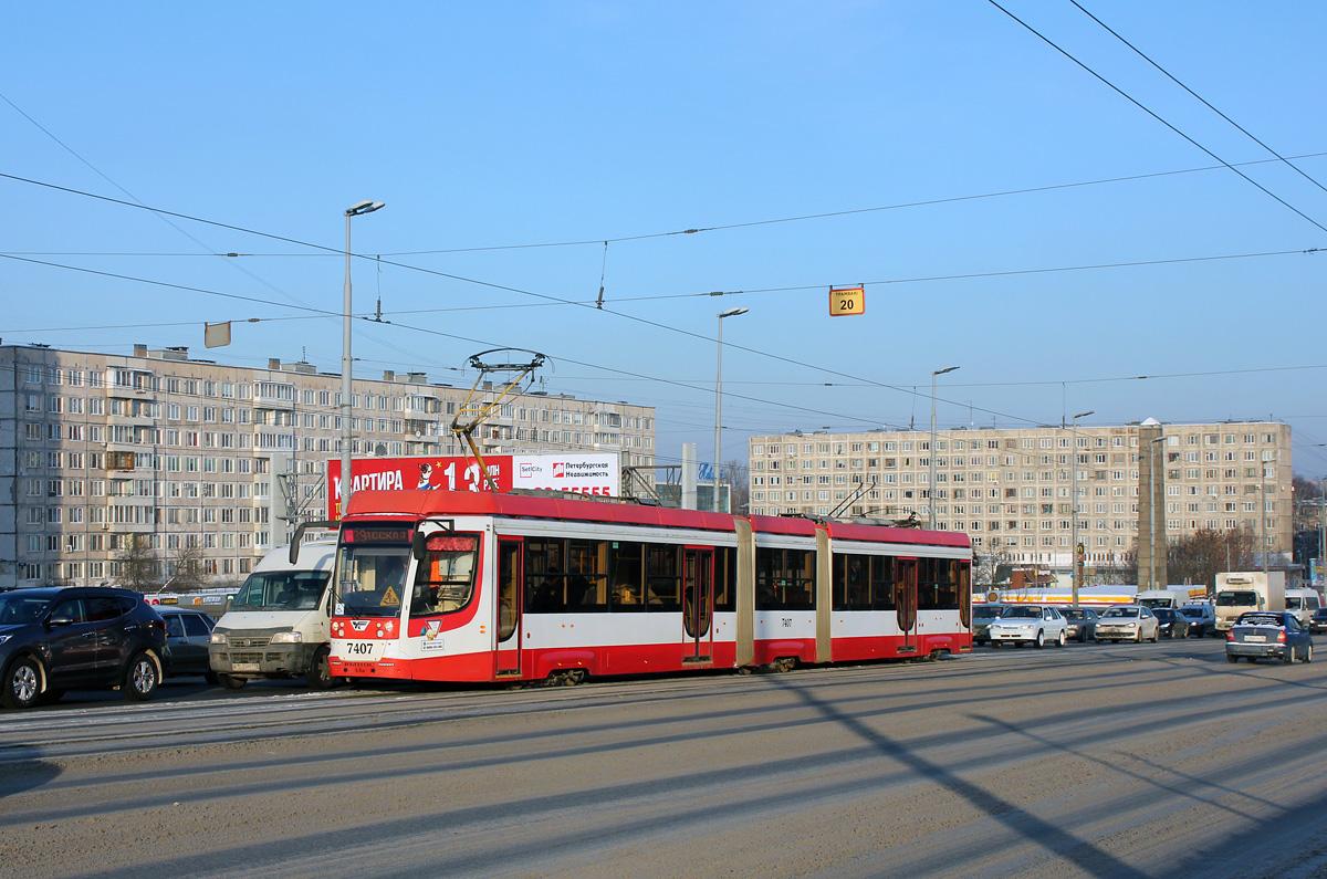 Санкт-Петербург. 71-631-02 (КТМ-31) №7407