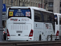 Москва. Yutong ZK6122H9 н327ев