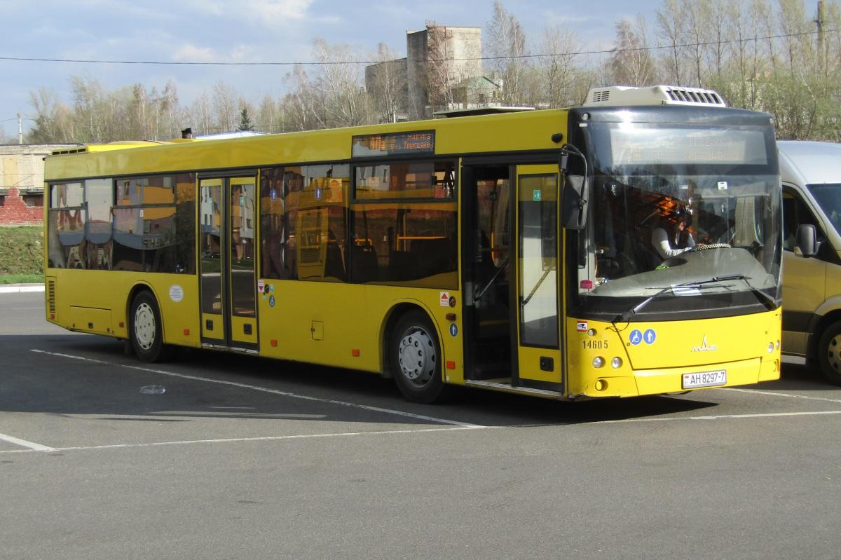Минск. МАЗ-203.169 AH8297-7