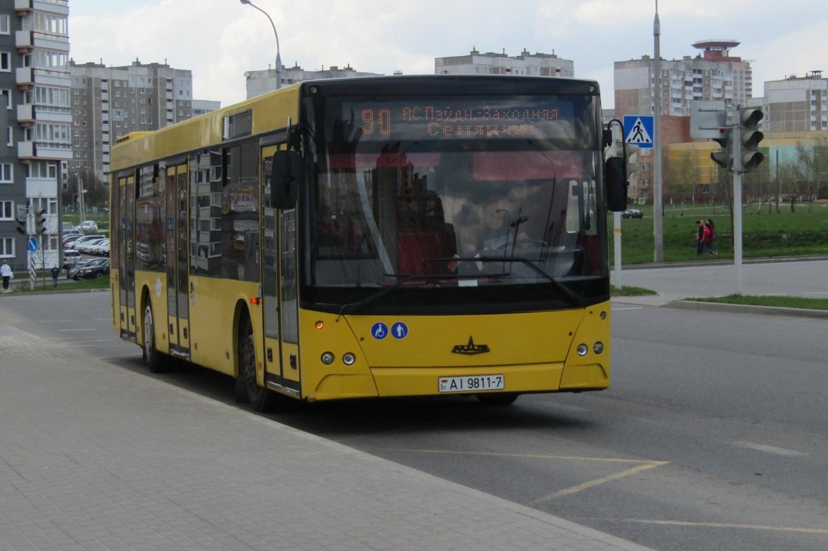 Минск. МАЗ-203.076 AI9811-7