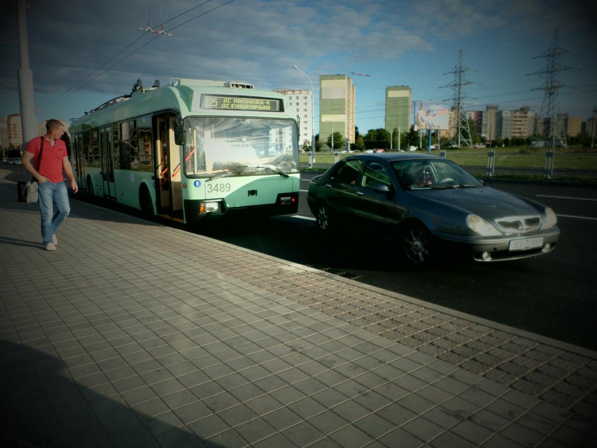 Минск. АКСМ-321 №3489