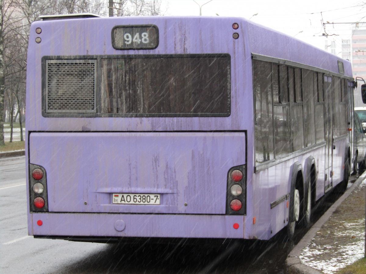 Минск. МАЗ-107.569 AO6380-7