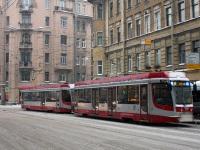Санкт-Петербург. 71-623-03 (КТМ-23) №3701, 71-623-03 (КТМ-23) №3702