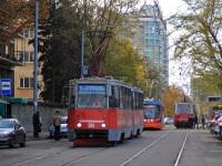 Краснодар. 71-605У (КТМ-5У) №352, 71-605 (КТМ-5) №335, 71-605 (КТМ-5) №589, 71-623-02 (КТМ-23) №256