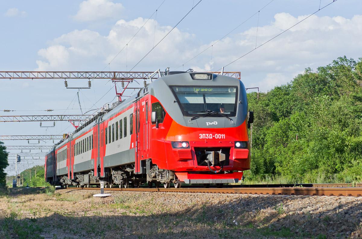 Таганрог. ЭП3Д-0011
