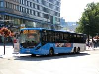 Хельсинки. Volvo 8900 GKN-315