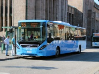 Хельсинки. Volvo 8900 LLR-567