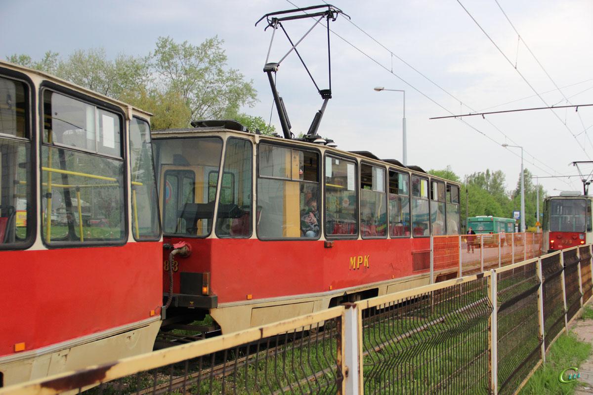 Ченстохова. Konstal 105Na №683