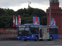 Москва. Mercedes O345 Conecto LF с621мт