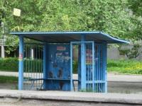 Шадринск. Автобусная остановка