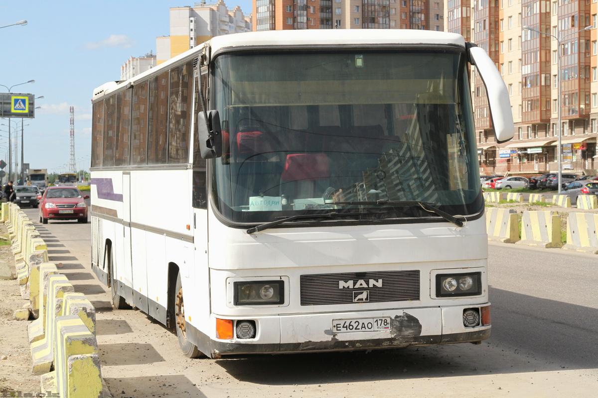 Санкт-Петербург. MAN FRH362 е462ао