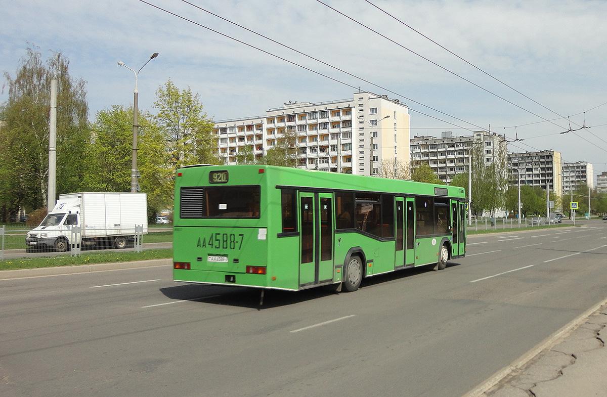 Минск. МАЗ-103.065 AA4588-7