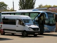 Бердянск. Yutong ZK6119HA AH1492AA, Mercedes-Benz Sprinter AH7516KX