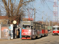 71-605 (КТМ-5) №565, 71-605 (КТМ-5) №587, Tatra T3SU №058