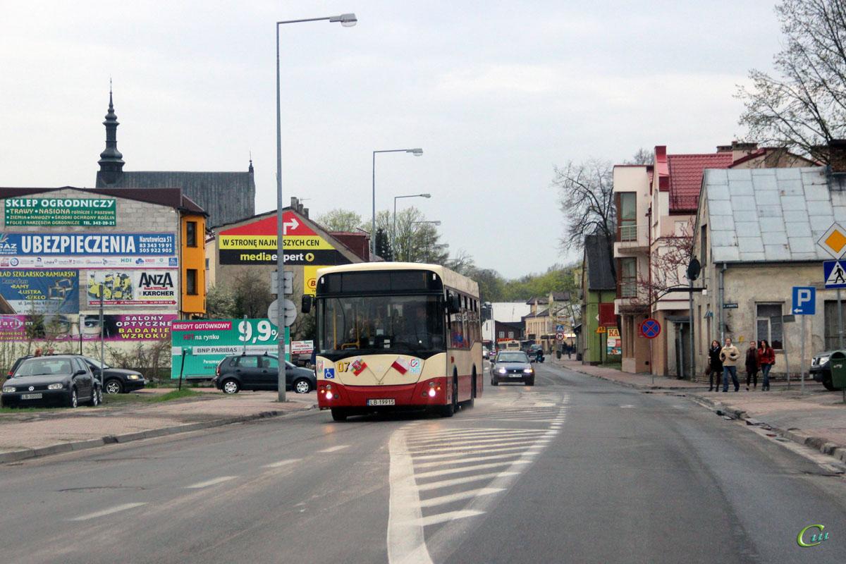 Автобусный маршрут свяжет Кобрин и польскую Бяла-Подляску